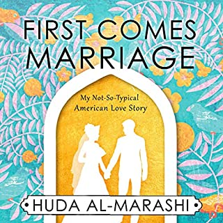 First Comes Marriage audiobook cover art