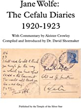 Jane Wolfe: The Cefalu Diaries 1920 - 1923