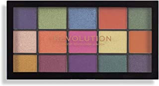 Makeup Revolution Eyeshadow Palette, Reloaded Passion For Colour Color