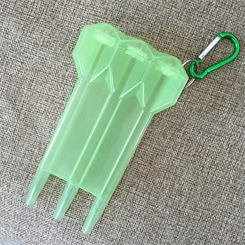 gousheng Set di Freccette Nere Set di Strumenti per Freccette Set di Freccette Professionali Freccette Freccette Accessori in Plastica