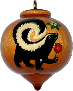Best skunk christmas ornament Reviews
