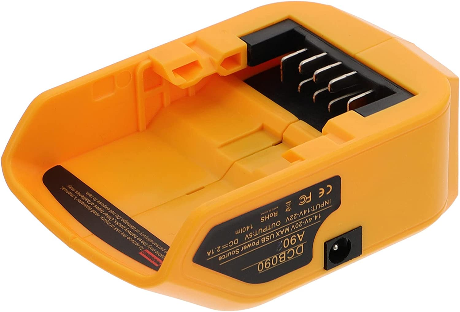 DOITOOL Lithium Battery Charger Adapter 2021 autumn and winter new Wholesale to Adapt 12v 18v