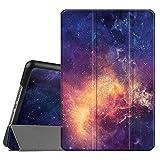 Fintie SlimShell Hülle Kompatibel mit iPad Mini 4 - Superdünn Superleicht Smart Stand Schutzhülle Cover Hülle mit Auto Schlaf/Wach Funktion, DieGalaxie