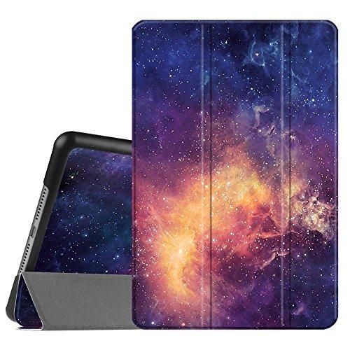 Fintie, SlimShell, hoes, compatibel met iPad Mini 4, ultradun, superlicht, Smart standaard, beschermhoes, cover, case met automatische slaap-waakfunctie iPad Mini 4 Z- DieGalaxie