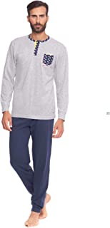 Ufficiale Tottenham Hotspur The PyjamaFactory Football Club Pigiama Lungo da Uomo