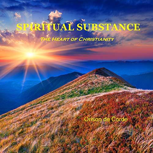 Spiritual Substance cover art