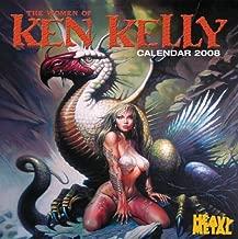 The Women of Ken Kelly 2008 Calendar