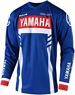 Troy Lee Designs 2019 GP Jersey - Yamaha RS1 (Small) (Blue)