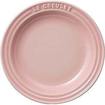 ル・クルーゼ(Le Creuset)  皿 ラウンド・プレート 15 cm ミルキーピンク 耐熱 耐冷 電子レンジ オーブン 対応  【日本正規販売品】
