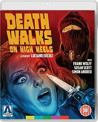 Death Walks on High Heels (Arrow Region A/B Blu-Ray)