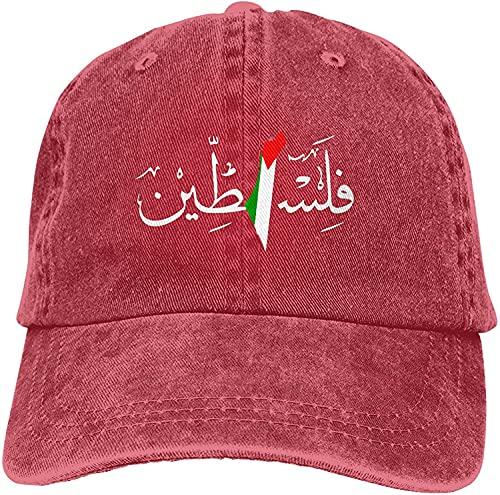 'N/A' YEEATZ Free Palestine, Gorra de béisbol palestina fuerte, unisex, ajustable, para hombres y mujeres, sombrero de vaquero