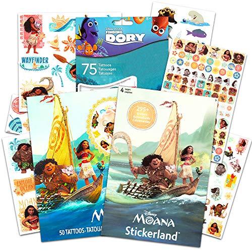 Trends International Disney Moana Standard Tattoo Bag 75ct