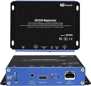 H.264/H.265 Magicoder ビデオオーディオコンバーター トランスコーダー メディア トランスコーディング HTTP RTSP RTMP UDP RTP HLS P-P SDK トランスコーダー ビデオ オーバーIPエンコーダー...