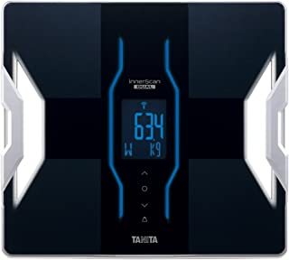 Tanita body composition meter Inner scan dual RD-902-BK (black) health management in the world's first muscle quality score display / iPhone ¡P Android app