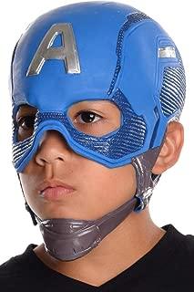 Rubies - Avengers: Endgame Kids Captain America 3/4 Mask