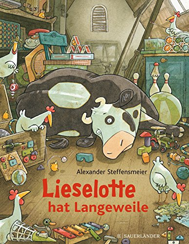 Lieselotte hat Langeweile
