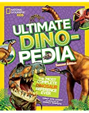 Ultimate Dinosaur Dinopedia (National Geographic Kids)