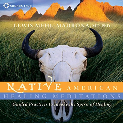 Native American Healing Meditations audiobook cover art