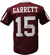 Myles Garrett Autographed Signed Texas A&M Home Jersey - JSA Certified Authentic