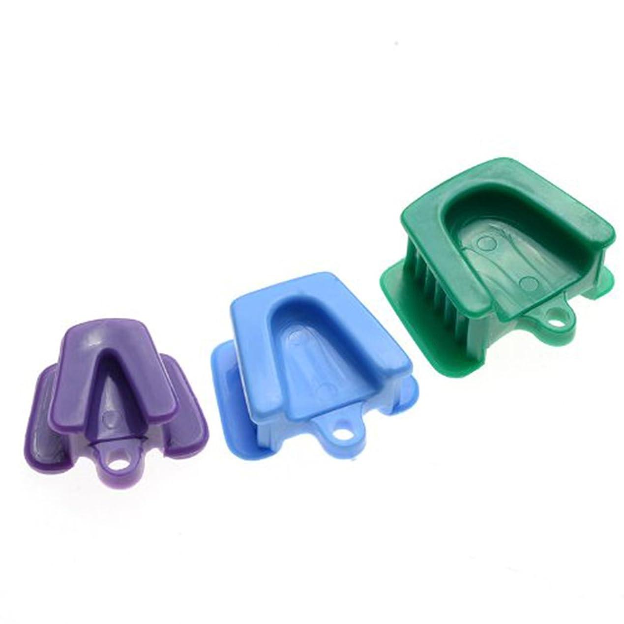 アトム電報寮ROSENICE 歯科口口プロダクトブロッククッションオープナーリトラクタ小中大3個