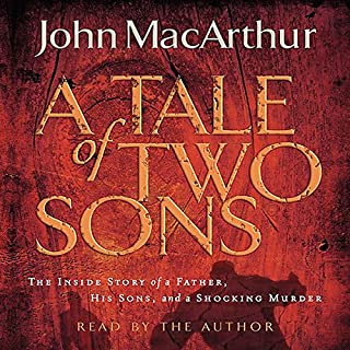 The Tale of Two Sons audiobook cover art