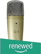 (Renewed) Behringer C-1 Studio Condenser Microphone