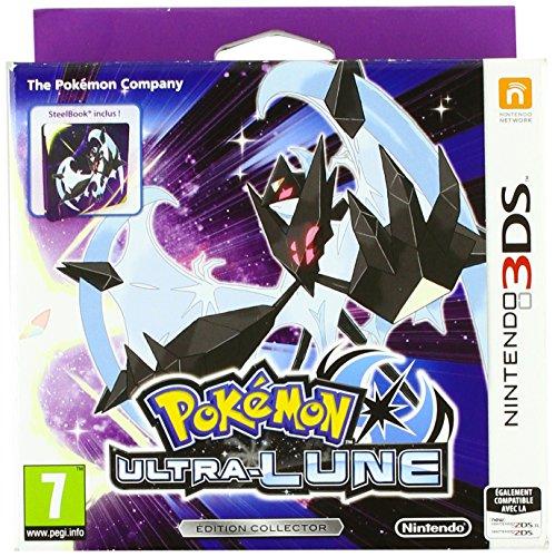 Pokémon Ultra-Lune - Edition Collector - Nintendo 3DS [Edizione: Francia]