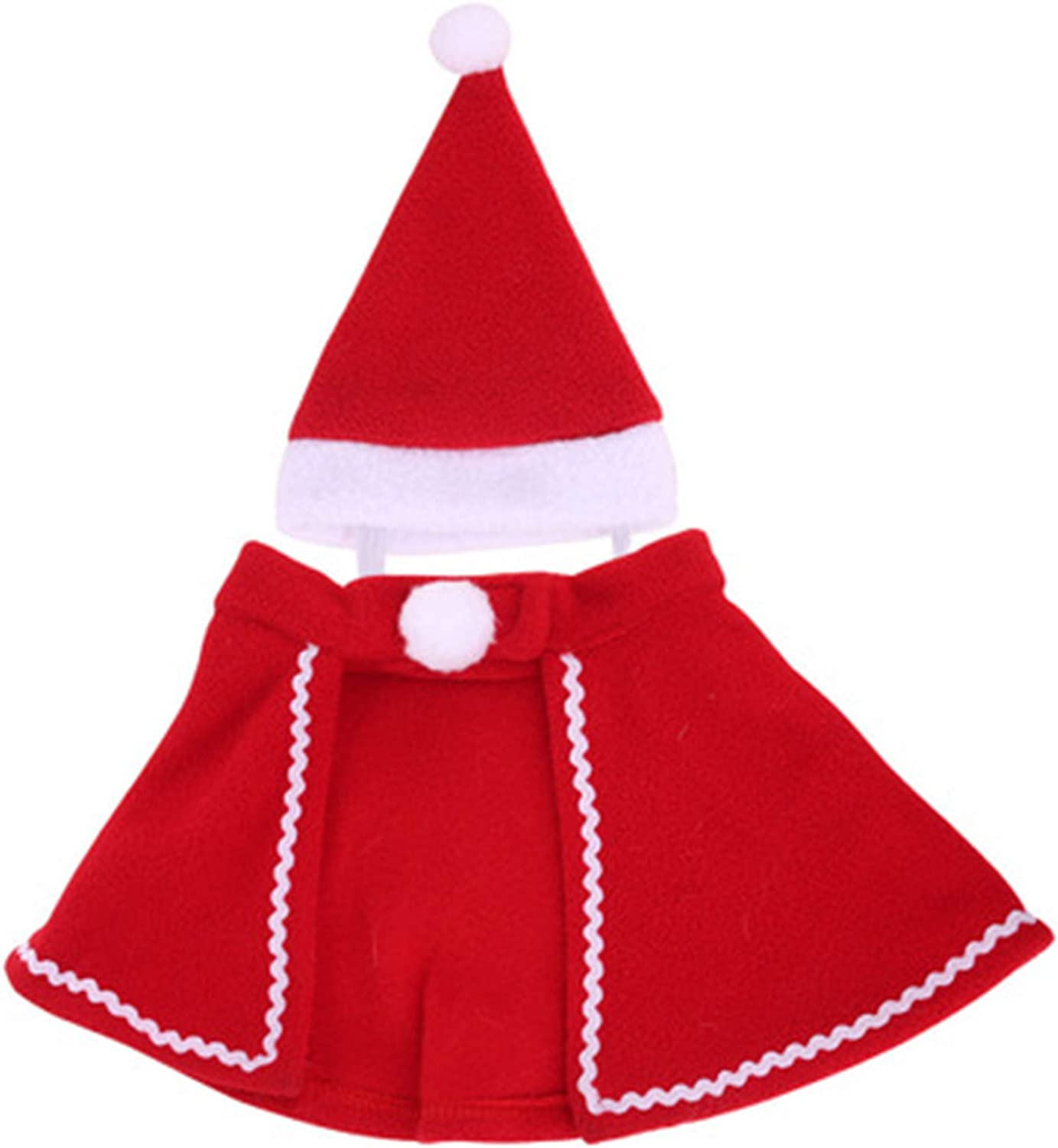 Mvude Pet Christmas Costumes Halloween security Sma Puppy Complete Free Shipping Costume for
