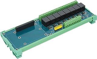 Placa de expansión Controlador PLC eficiente Módulo de expansión de bajo consumo de energía 5V 40pin GPIO 8 canales Compat...