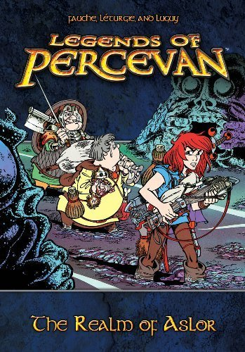 Legends of Percevan: The Realm of Aslor by Xavier Fauche (2009-08-31)