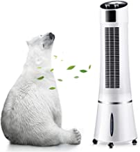 HOMRanger Silent Tower Fan,Vertical Mobile Portable Small Air Conditioner Low Noise Air Circulator Energy-Saving Standing Fan-a 102x35x35cm(40x14x14inch)
