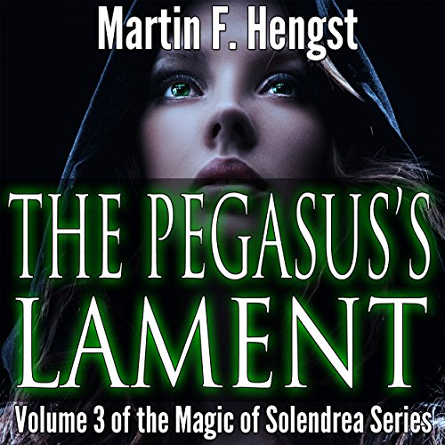 The Pegasus's Lament audiobook cover art
