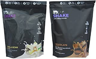 IDLife Meal Replacement & Weight Loss Protein Shakes - Vanilla and Chocolate Flavor - 1.07 Pounds Per Bag