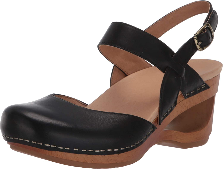 Dansko Women's Popular overseas Taci Comfort quality assurance Wedge Sandals