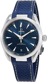 Omega Seamaster Aqua Terra Automatic Blue Dial Mens Watch 220.12.41.21.03.001
