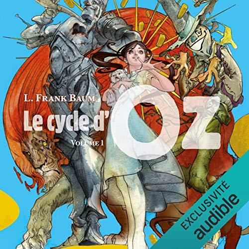 Le Magicien d'Oz / Le Merveilleux Pays d'Oz cover art