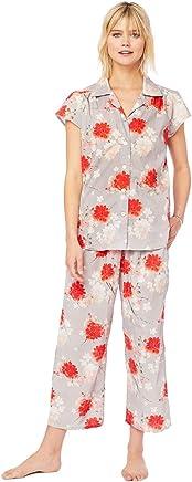 ee62fb6a61 The Cat s Pajamas Kiku Luxe Pima Cotton Capri