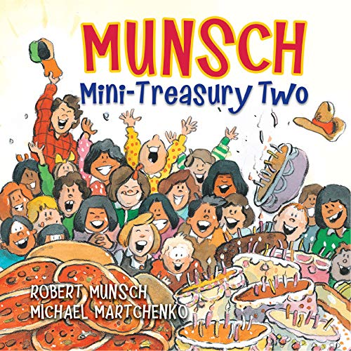 Munsch Mini-Treasury Two (Munsch for Kids)