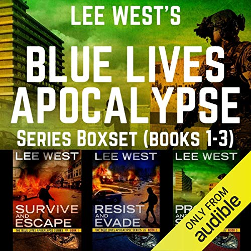 The Blue Lives Apocalypse Boxset (Books 1-3) Titelbild