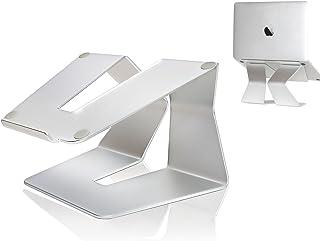 ノートパソコン スタンド ECLIPSE CREAT PCスタンド 冷却 MacBook - アルミニウム製 シルバー