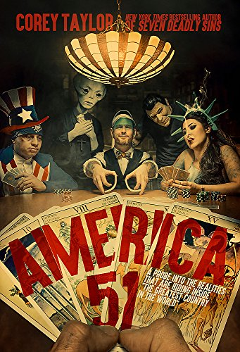 """America 51: A Probe into the Realities That Are Hiding Inside """"The Greatest Country in the World"""""""