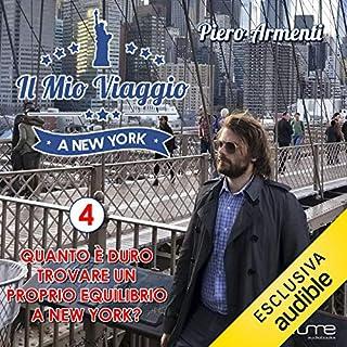 Quanto è duro trovare un proprio equilibrio a New York? copertina