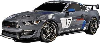 Mondo Motors - Global Mustang GT4 - modello in scala 1:28 - fino a 10 km/h di velocità - auto giocattolo per bambini - 63544