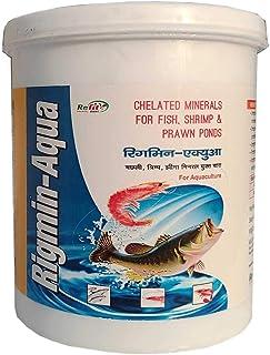 REFIT ANIMAL CARE Chelated Mineral Mixture for Fish, Shrimp, Prawn and Aquatic Animals (Rigmin Aqua 1 Kg)