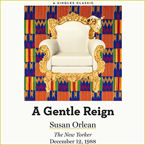 A Gentle Reign audiobook cover art