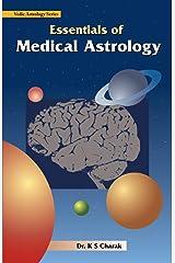 Essentials Of Medical Astrology Paperback