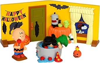Department 56 Peanuts Halloween Party Figurines (Set of 4)