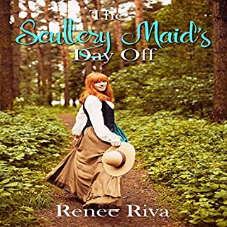 The Scullery Maid's Day Off audiobook cover art