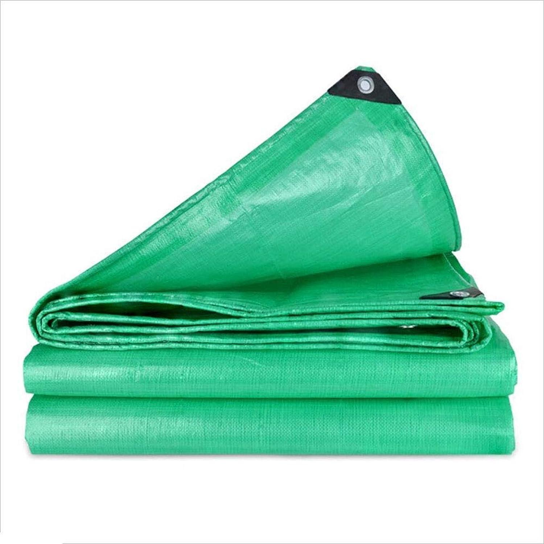 YINUO Dickes, zweifach grünes regendichtes regendichtes regendichtes Tuch wasserdicht Sonnenschutzplane LKW Windschutzscheibe Kunststoff Sonnenschutz Tuch maßgeschneiderte Thatch Tuch Plane B07MPVF4GZ  Großer Räumungsverkauf b74426