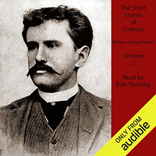 O. Henry Short Stories, Vol. 2 audiobook cover art